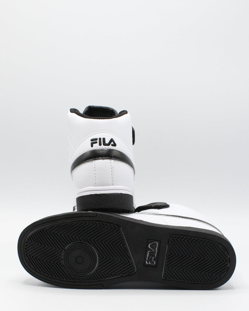 FILA Vulc 13  Mp Sneaker (Grade School) - White Black - Vim.com