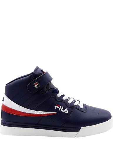 FILA Men'S Vulc 13 Mp Sneakers - Navy White Red - Vim.com