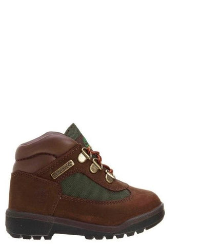 TIMBERLAND-Field Boots (Toddler/Pre School) - Brown-VIM.COM