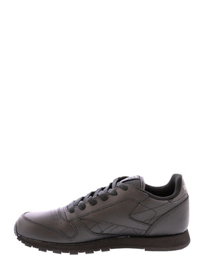 REEBOK Boys' Classic Leather 71-5014 Sneakers (Grade School) - Black - Vim.com