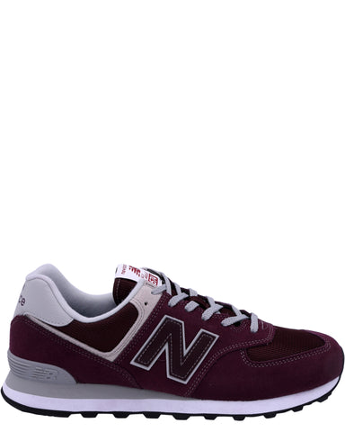 NEW BALANCE-Men's Ml 574 Running Sneaker-VIM.COM