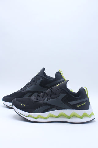 Men's Zig Elusion Energy Shoe - Black Green