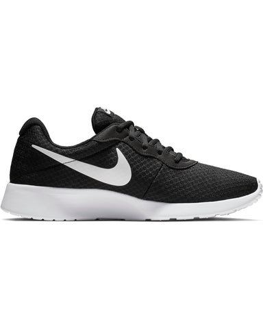 Men's Nike Tanjun  Ros Sneaker - Black White