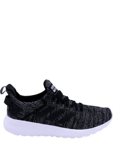 Men's Cf Lite Racer Bvd  Stretch Mesh Sneaker - Black White