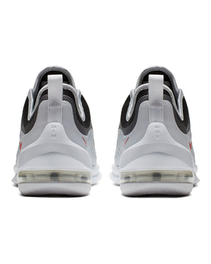 Men's Nike Air Max Axis Sneaker - Black White Red