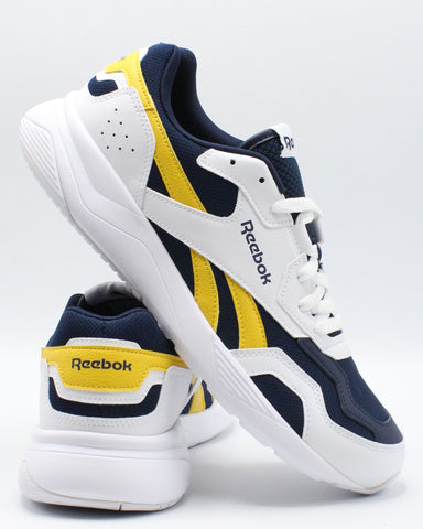 REEBOK-Men's Classic Leather Mu Sneaker - Navy-VIM.COM