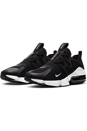 NIKE-Men's Air Max Infinity Shoe - Black White-VIM.COM