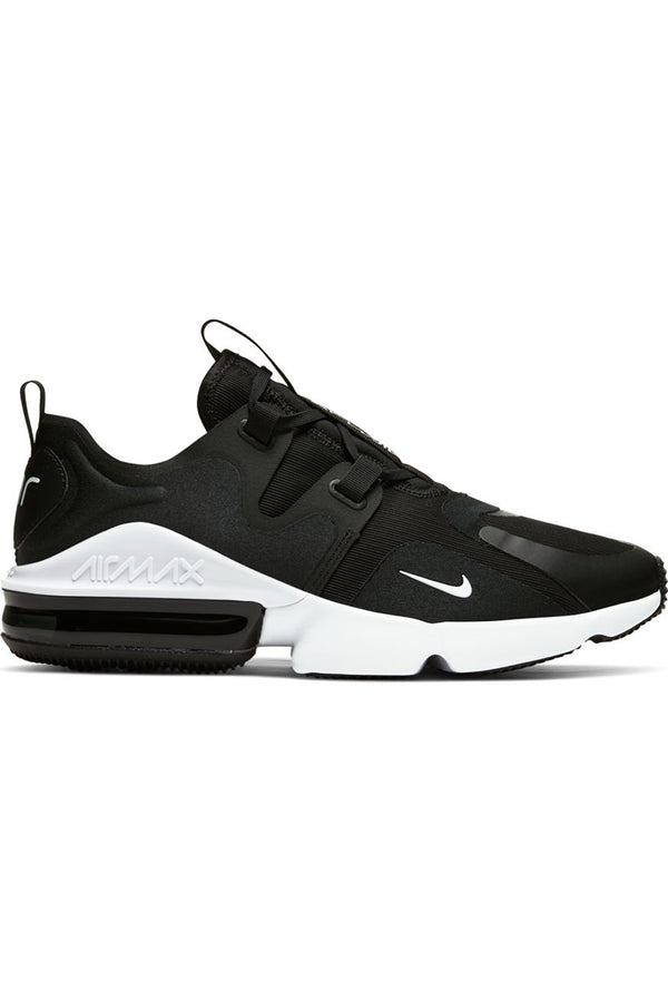 Men's Air Max Infinity Shoe - Black White