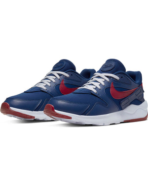 NIKE-Men's Nike Ld Victory Sneaker - Blue Red White-VIM.COM