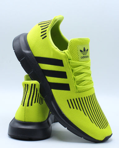 ADIDAS-Men's Swift Run Sneaker - Yellow-VIM.COM