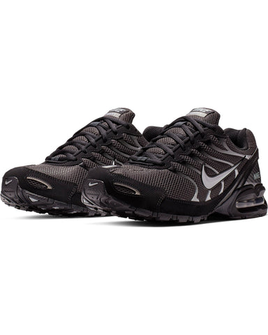 Men's Nike Air Max  Torch 4 Sneaker - Black Silver