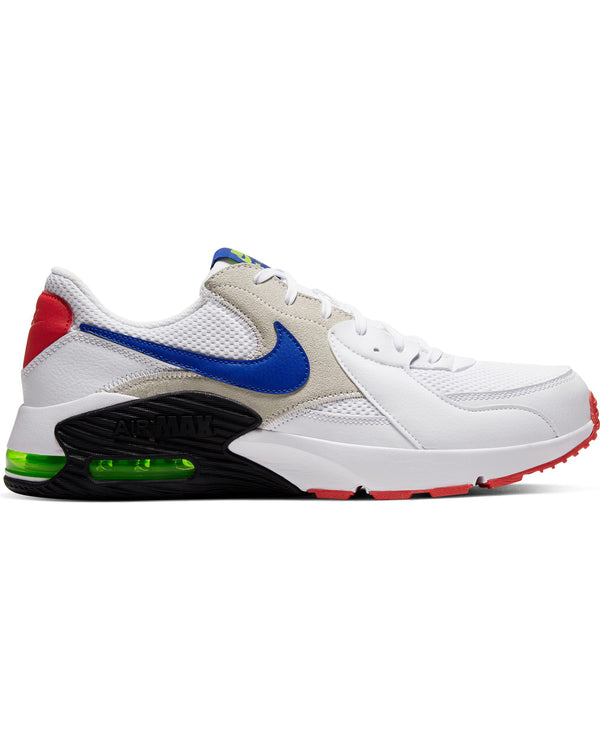 Men's Air Max  Excee Sneaker - White Black Red
