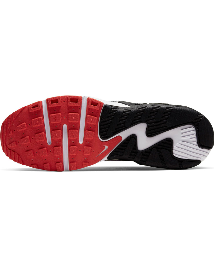 Men's Nike Air Max  Excee Sneaker - White Black Red