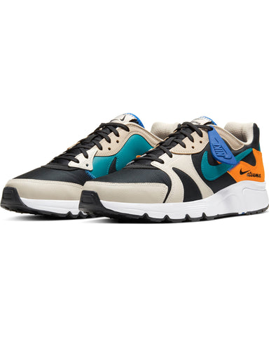 Men's Nike Atsuma Sneaker - Black Orange