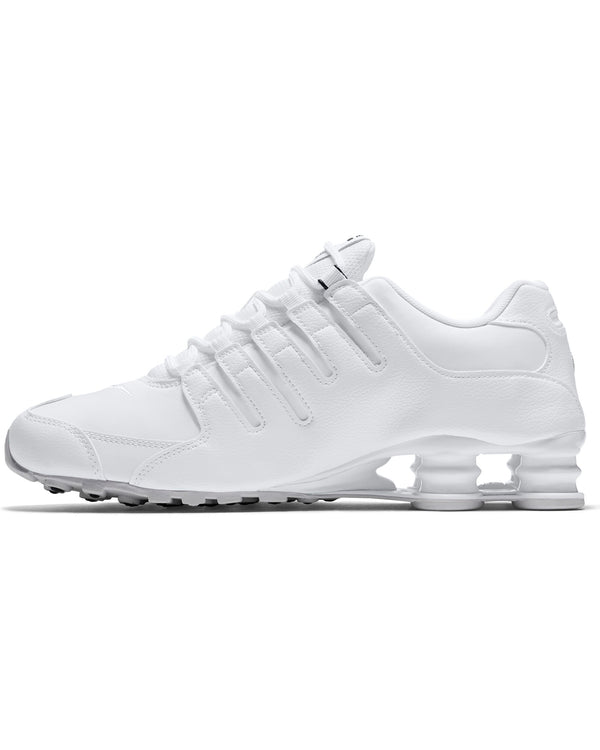 Men's Nike Shox Nz  Eu Sneaker - White