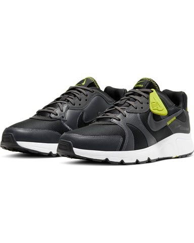 Men's Nike Atsuma Sneaker - Black Green