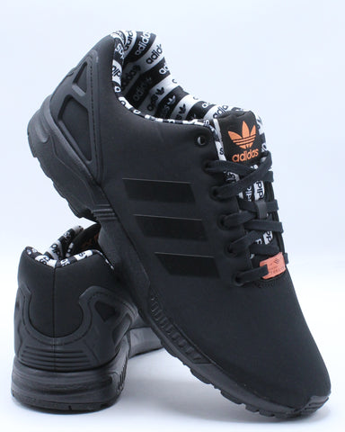 ADIDAS-Men's Zx Flux Sneaker - Black-VIM.COM