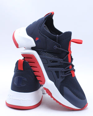 Men's D 1 Sneaker - Navy Red