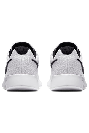 Men's Tanjun Sneaker - White Black