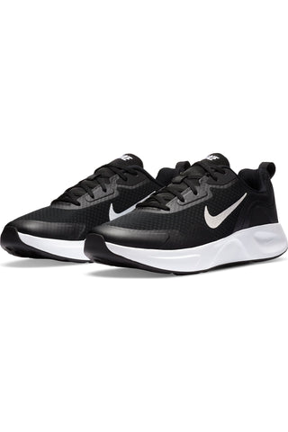 Men's Wear All Day Sneaker - Black White