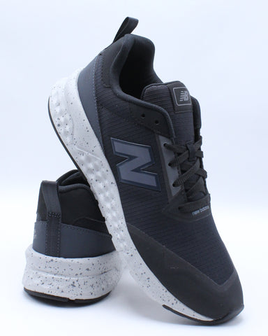 NEW BALANCE-Men's Ms515lf2 Low Top Sneaker - Black-VIM.COM