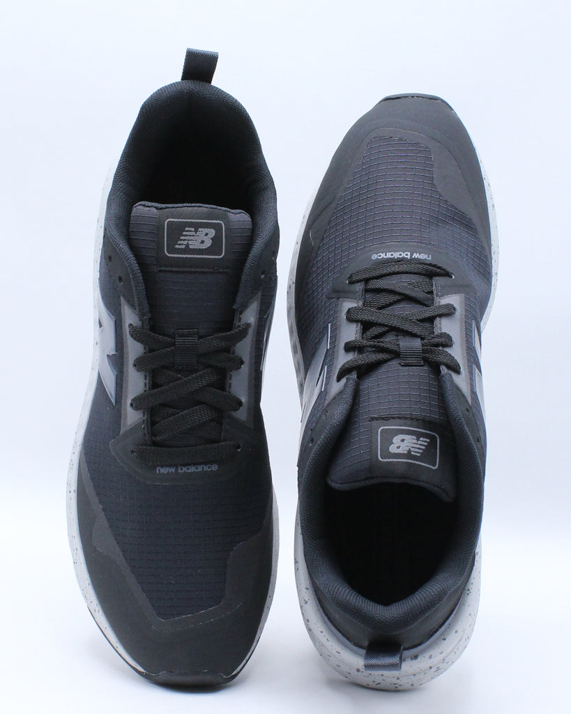 Mens Ms515lf2 Low Top Sneaker - Black