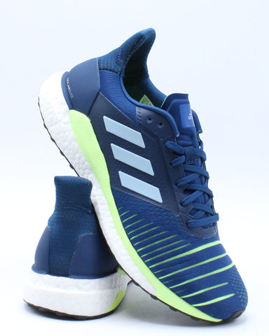 ADIDAS-Men's Solar Glide M Shoe - Blue Grey-VIM.COM
