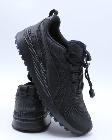PUMA-Men's Pacer Next Tr Sneaker - Black-VIM.COM
