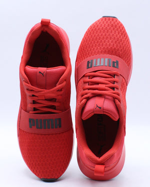 Men's Wired Sneaker - Red