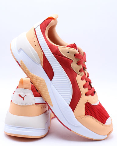 PUMA-Men's X Ray Sneaker - Red Rose-VIM.COM