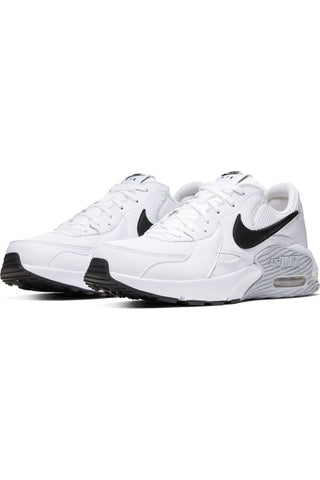 Men's Air Max Excee Shoe - White Black