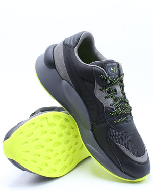 Men's Rs 9.8 Trail Sneaker - Black Grey