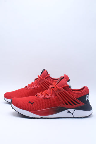 Men's Pacer Future Classic Sneaker - Red White