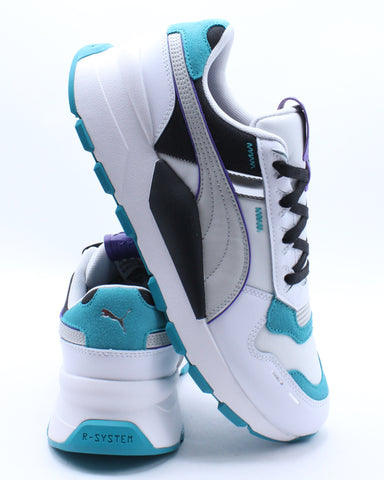 Men's Rs 2.0 Futura Sneaker - Blue White