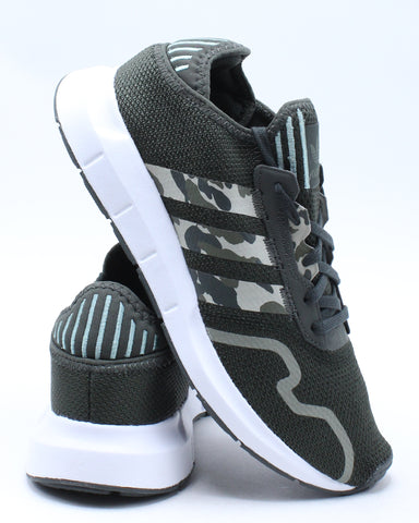 Men's Swift Run X Shoe - Green Grey
