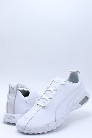 Men's H St 20 Leather Shoe - White