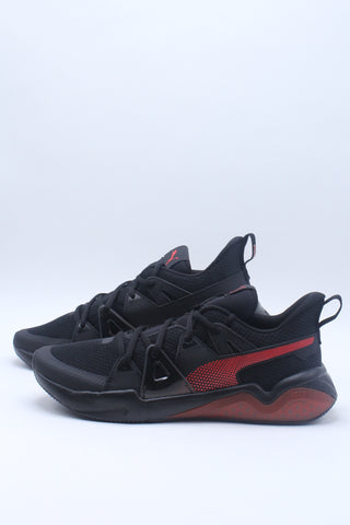 Men's Cell Fraction Running Shoe - Black Red