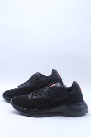 Men's Kray Lace Up Sneaker - Black