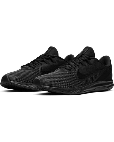 Men's Nike Downshifter 9 Sneaker - Black Antraci