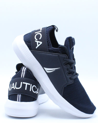 NAUTICA-Men's Rainey Sneaker - Blue-VIM.COM