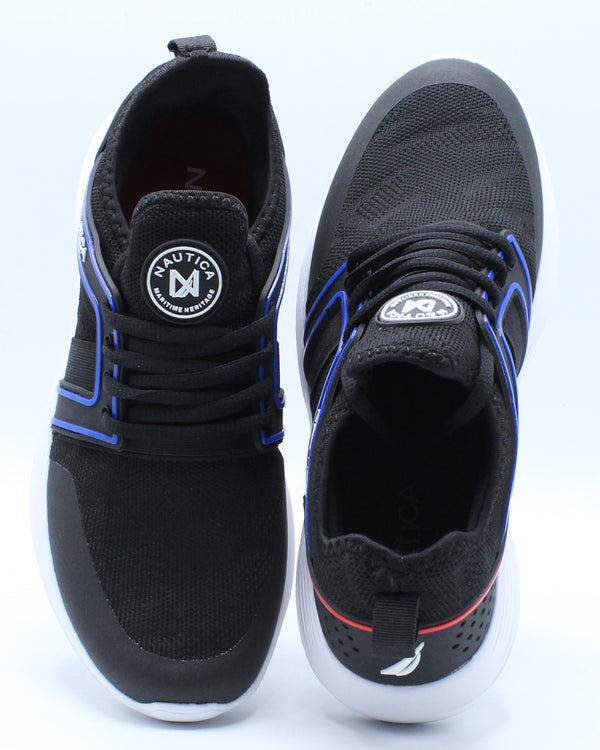Men's Parks 2 Multi Sneaker - Black