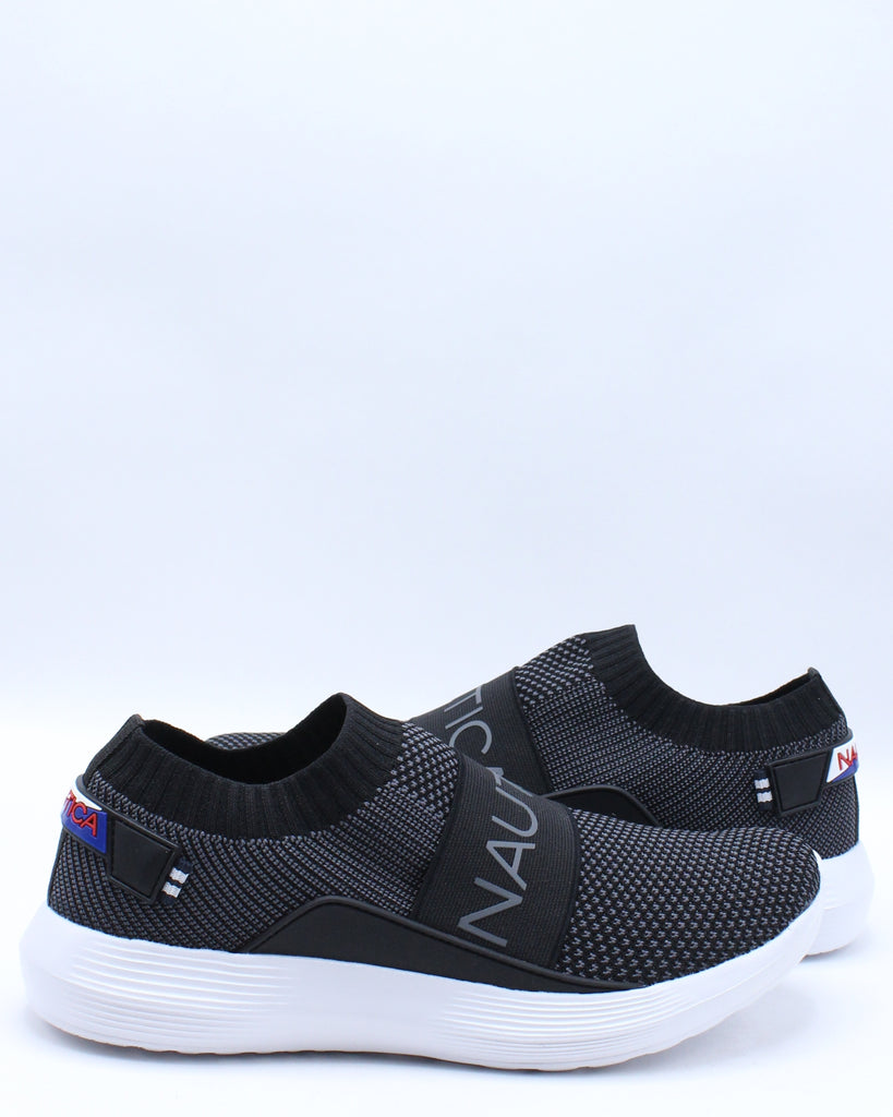 Mens Crawford Sneaker - Black