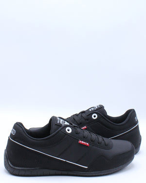Men's Rio 3 Ultra Hyde Sneaker - Black White Red