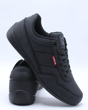 LEVI'S-Men's Rio 3 Ultra Hyde Sneaker - Black-VIM.COM