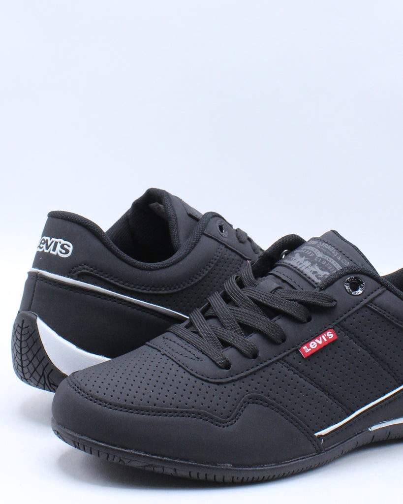 Mens Rio 3 Ultra Hyde Sneaker - Black