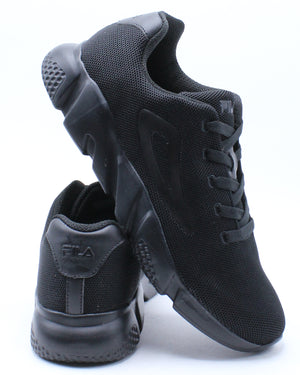 Men's Zarin Mono Sneaker - Black