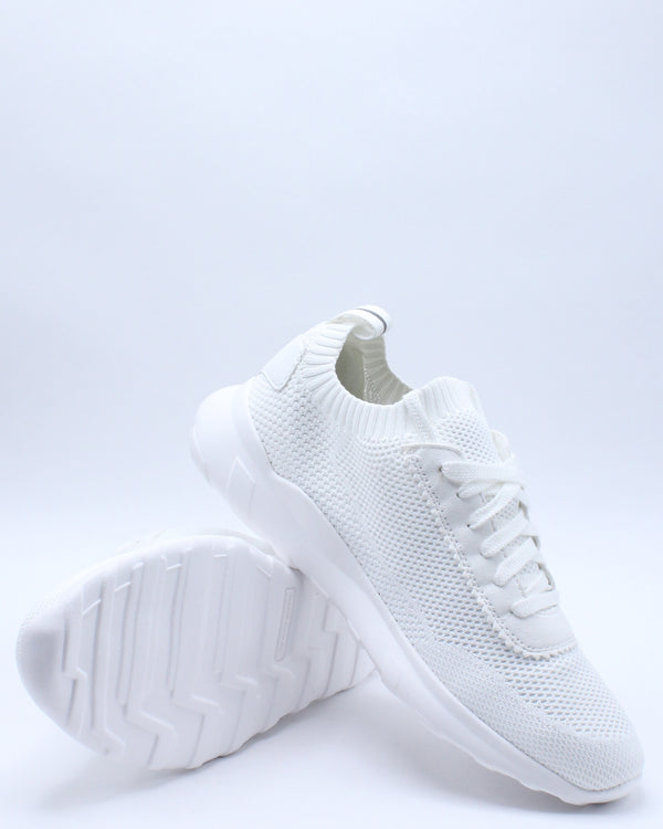 Men's Bulger Nickson Memory Foam Sneaker - White