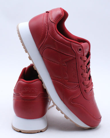 Men's Protege Ul Sneaker - Red White-VIM.COM