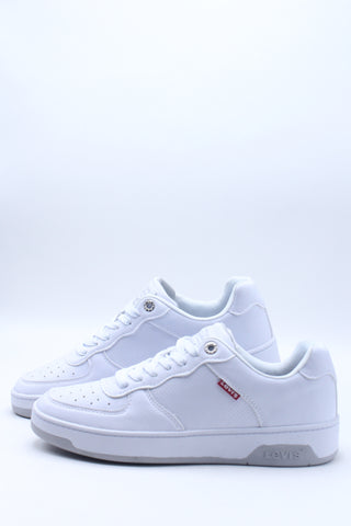 Men's Backspin Ul Sneaker - White Grey