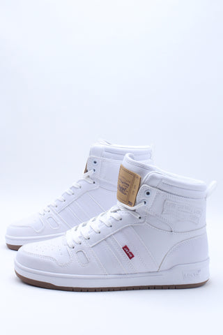 Men's 521 Bb Hi Pebble Sneaker - White Gum